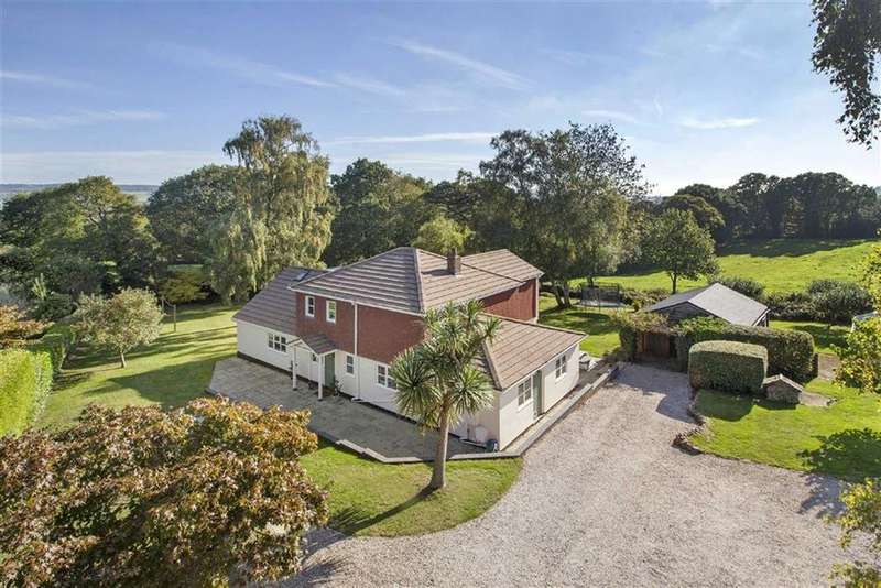 4 Bedrooms Detached House for sale in Higher Broad Oak Road, West Hill, Ottery St Mary, Devon, EX11