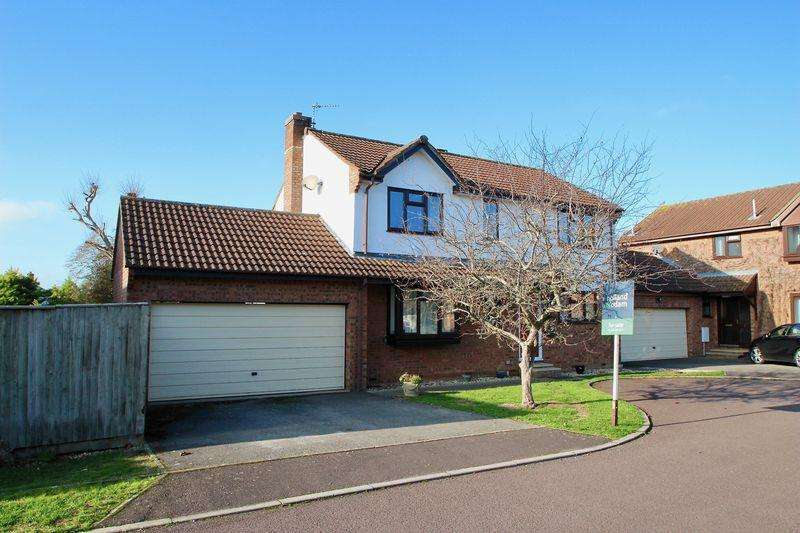4 Bedrooms Detached House for sale in Meadow Close, Street