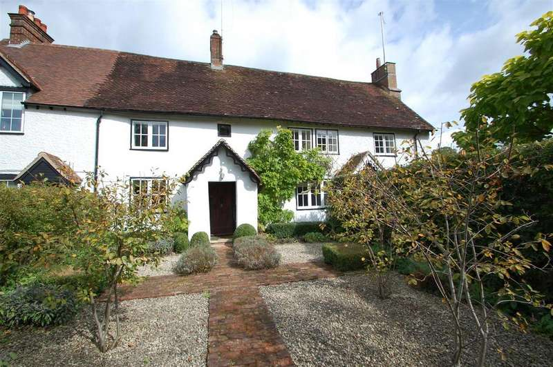 3 Bedrooms Cottage House for sale in High Street, Buriton, Petersfield, Hampshire