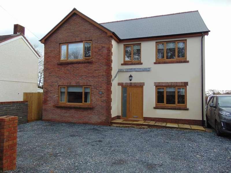 6 Bedrooms Detached House for sale in Heol Ddu, Pen-y-mynydd
