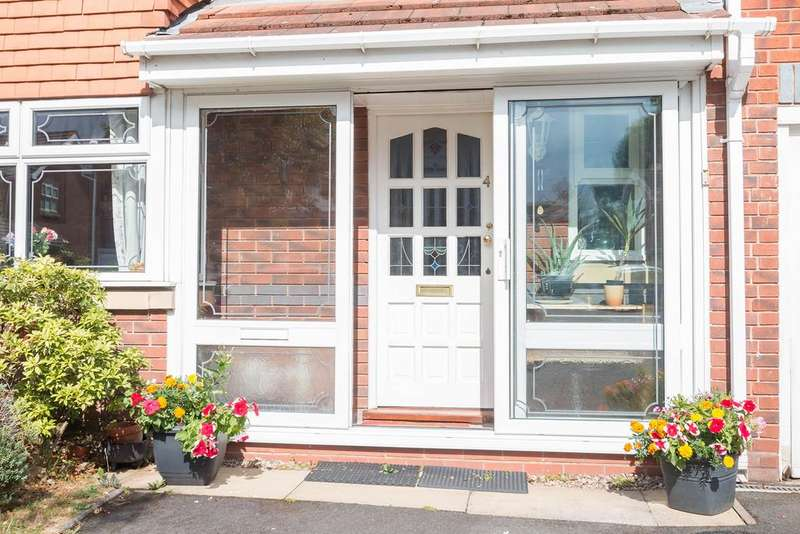 5 Bedrooms Detached House for sale in Darnford Close, Hall Green, Birmingham