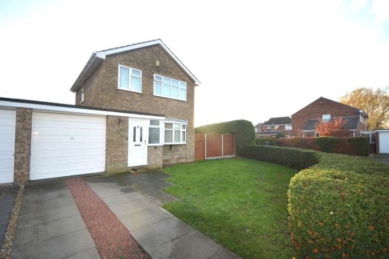 3 Bedrooms Detached House for sale in Mendip Close, Lincoln, LN5