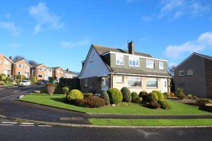 3 Bedrooms Semi Detached House for sale in Annsmuir Place, Kirkcaldy