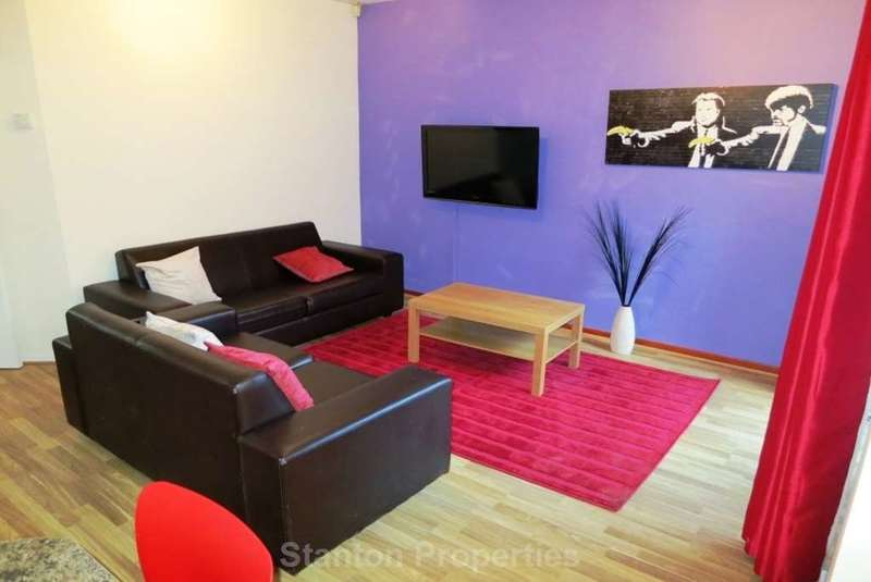10 Bedrooms Terraced House for rent in ?105 pppw, Patten Street, Withington