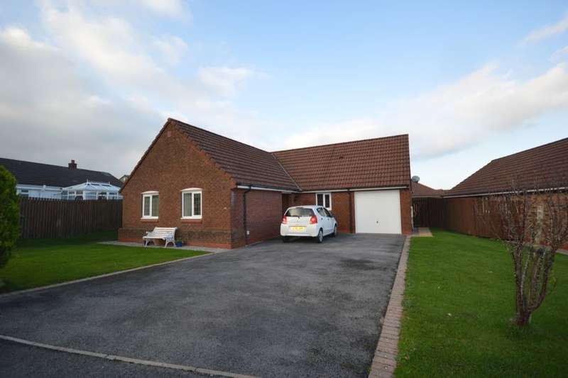 3 Bedrooms Detached Bungalow for sale in Peel Gardens, Bigrigg, Egremont, CA22