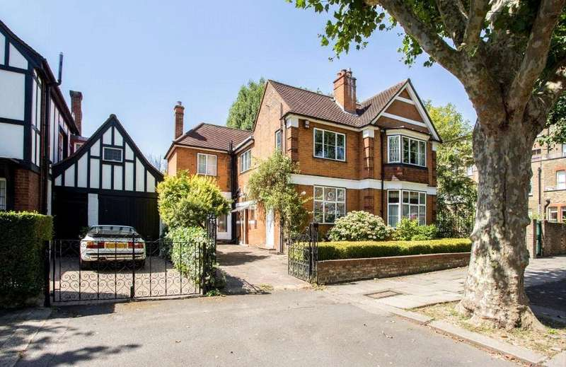 5 Bedrooms Detached House for sale in Ashworth Road, Maida Vale, London, W9