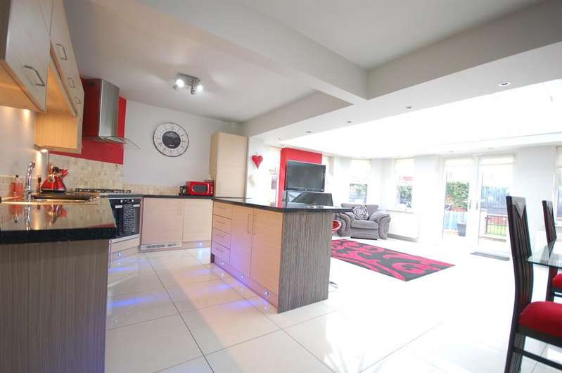 3 Bedrooms Semi Detached House for sale in 1 Rutherford Place