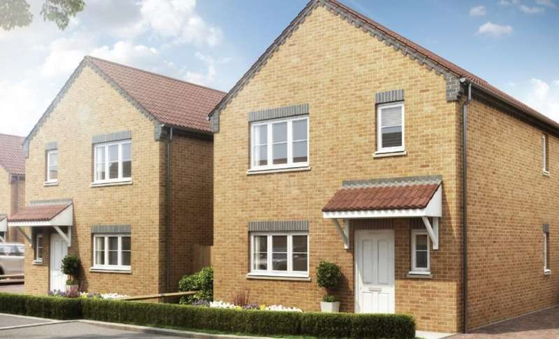 3 Bedrooms Detached House for sale in Holbeach, Lincolnshire