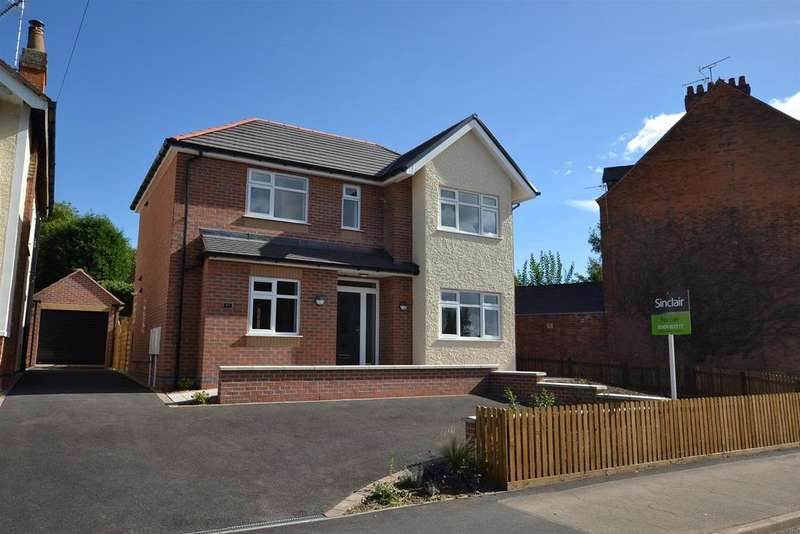 4 Bedrooms Detached House for sale in Cossington Road, Sileby, Leicestershire