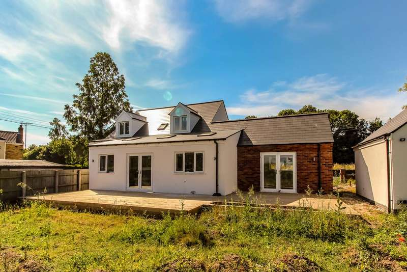 4 Bedrooms Detached Bungalow for sale in Glenside South, West Pinchbeck