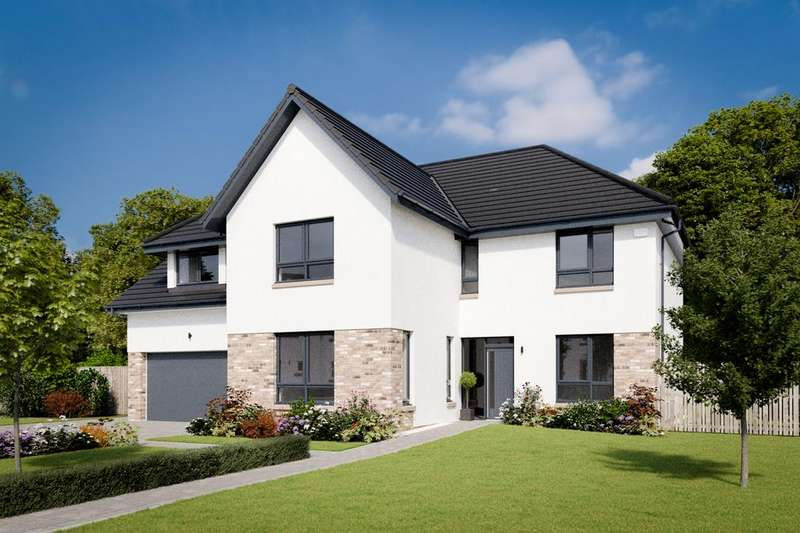 5 Bedrooms Detached Villa House for sale in The Locherfield, Ranfurly Green Lawmarnock Road, Bridge of Weir, PA11 3AP