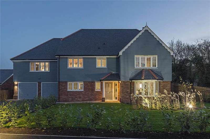 4 Bedrooms Detached House for sale in The Wyndhams, Whiteditch Lane, Newport, Saffron Walden, Essex, CB11