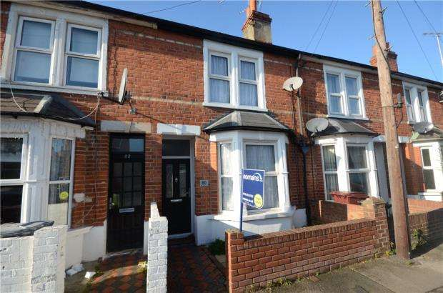 3 Bedrooms Terraced House for sale in Elm Park Road, Reading, Berkshire