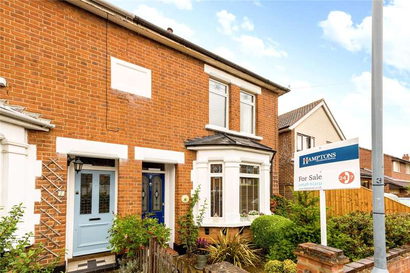 2 Bedrooms Semi Detached House for sale in Penyston Road, Maidenhead, Berkshire, SL6