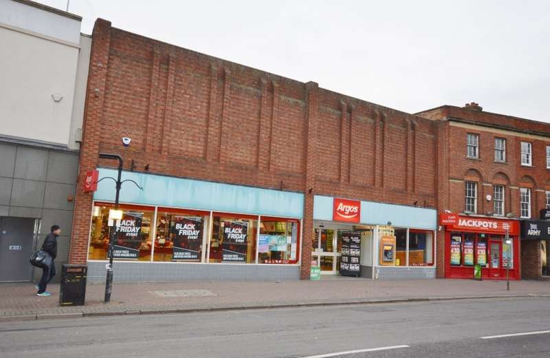 Retail Property (high Street) Commercial for sale in East Street, Taunton, Somerset, TA1 3LS