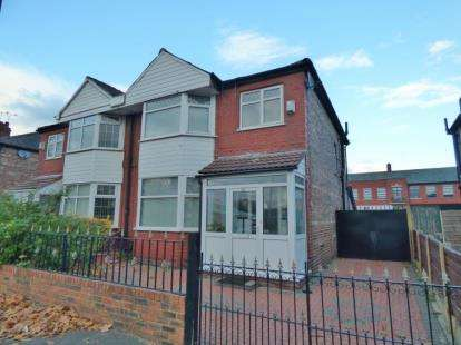 House for sale in Great Stone Road, Stretford, Manchester, Greater Manchester