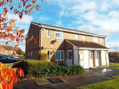 1 Bedroom Flat for sale in Ellan Hay Road, Bradley Stoke, Bristol, Gloucestershire