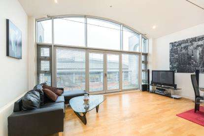 2 Bedrooms Maisonette Flat for sale in Redcliffe Point, 40 St. Thomas Street, Bristol, Somerset