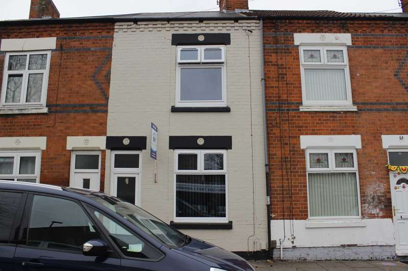 3 Bedrooms Terraced House for sale in Sherrard Road, Spinney Hills