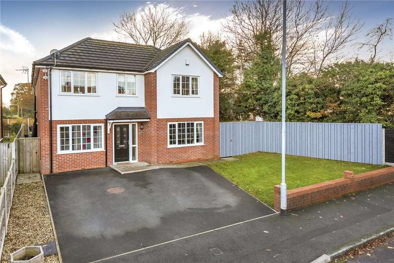 4 Bedrooms Detached House for sale in 91A Masons Place, Newport, Shropshire, TF10