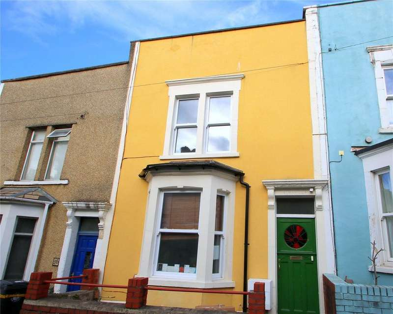 4 Bedrooms Terraced House for sale in Gwilliam Street, Windmill Hill, Bristol, BS3