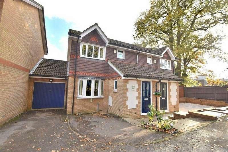 3 Bedrooms Semi Detached House for sale in Betjeman Way, HEMEL HEMPSTEAD, Hertfordshire