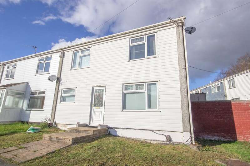 3 Bedrooms End Of Terrace House for sale in Olympus Close, Little Stoke, Bristol, BS34