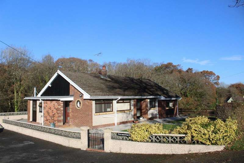 3 Bedrooms Detached Bungalow for sale in Saron, Ammanford