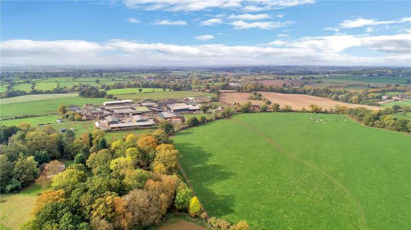 5 Bedrooms Farm Commercial for sale in Burton-On-Trent, Staffordshire
