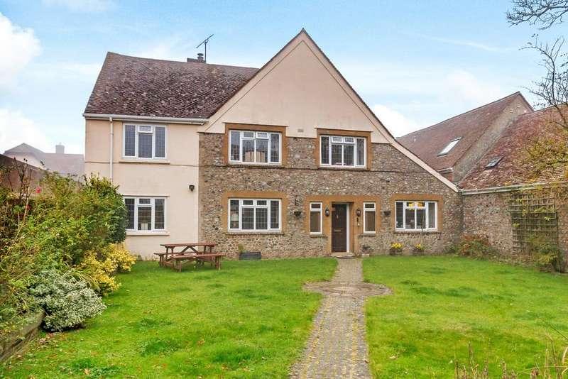 4 Bedrooms Semi Detached House for sale in Rousdon, Lyme Regis, Devon