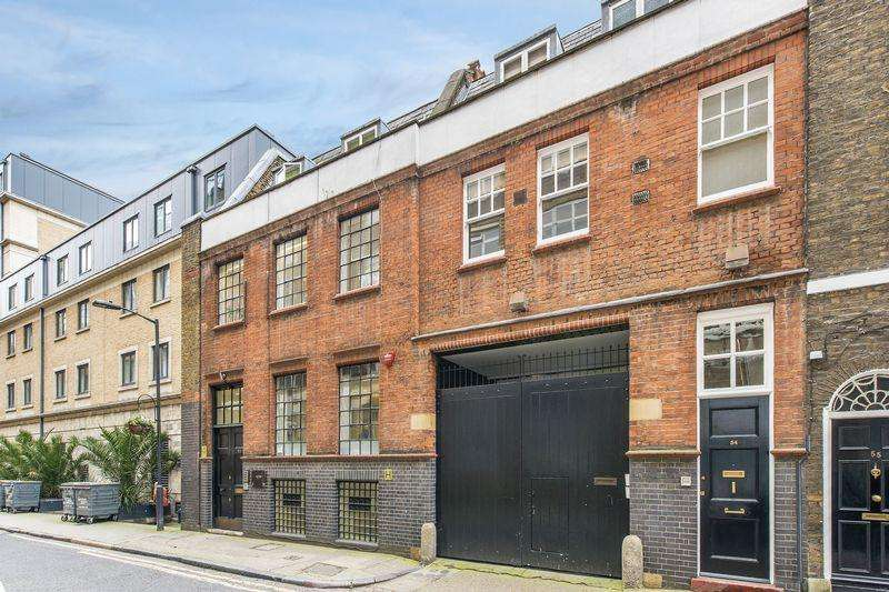 1 Bedroom Detached House for sale in Thrale Street, London