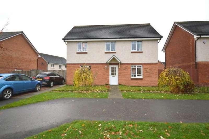 4 Bedrooms Detached House for sale in Kinglas Drive, Dumbarton G82 2EU