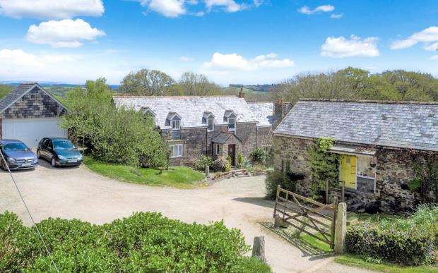 7 Bedrooms Detached House for sale in Pillaton, Saltash, Cornwall