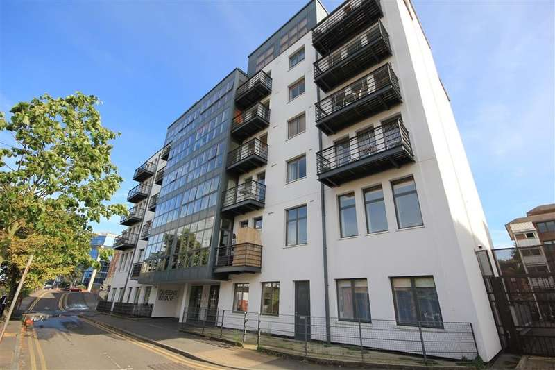 2 Bedrooms Apartment Flat for sale in Queens Wharf, Queens Road, Reading, RG1