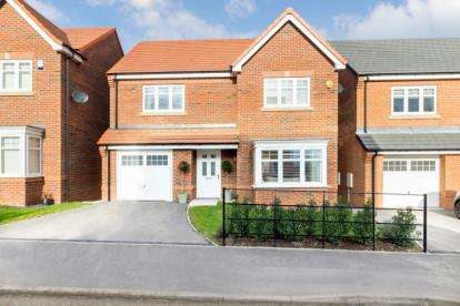 4 Bedrooms Detached House for sale in Ruby Lane, Mosborough, Sheffield, South Yorkshire