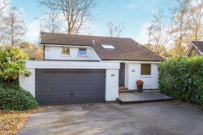 4 Bedrooms Detached House for sale in Woodview Close, Bassett, Southampton