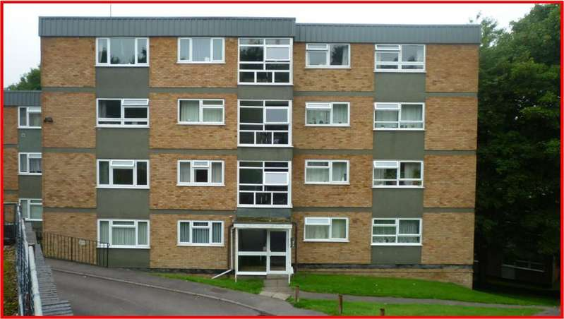 1 Bedroom Flat for sale in Luton LU2