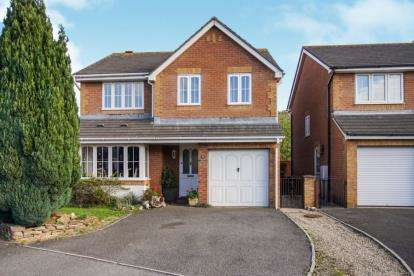 4 Bedrooms Detached House for sale in Lower Moor Road, Yate, Bristol, Gloucestershire