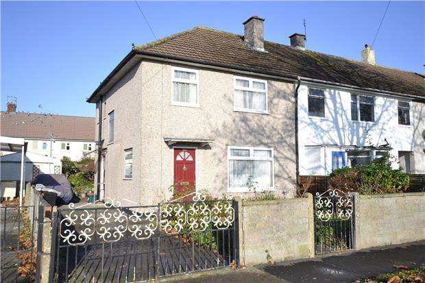 3 Bedrooms End Of Terrace House for sale in Greystoke Avenue, Bristol, BS10 6BD