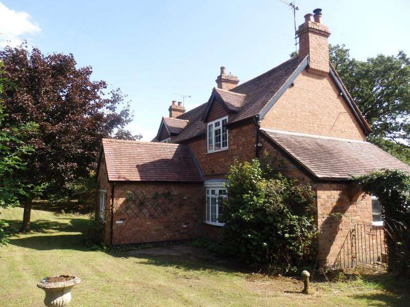4 Bedrooms Detached House for sale in Field View, Frankton Road, Bourton