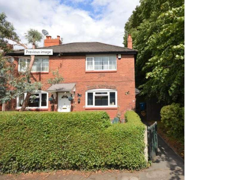2 Bedrooms Apartment Flat for sale in Mauldeth Road, Manchester