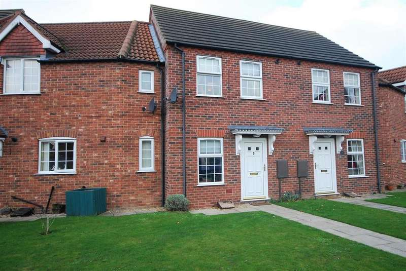 2 Bedrooms Terraced House for sale in Astor Place, Spalding