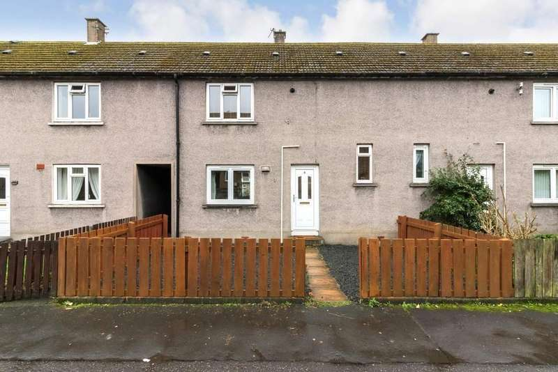 3 Bedrooms Terraced House for sale in Burnside Place, Kelty