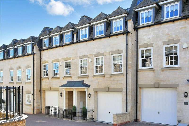 3 Bedrooms House for sale in Old School Court, Wharf Road, Stamford