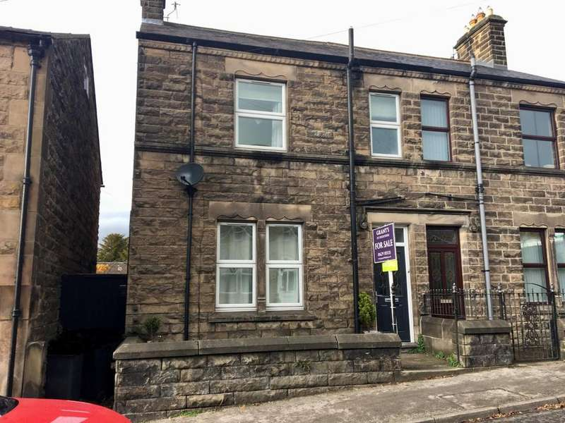 3 Bedrooms Semi Detached House for sale in Lime Tree Road, Matlock