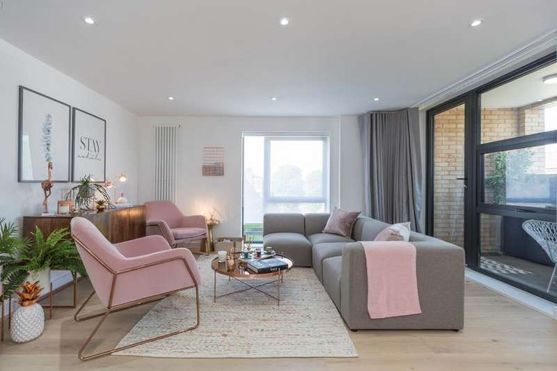 4 Bedrooms Apartment Flat for sale in Duplex 3, Copper Works, E17
