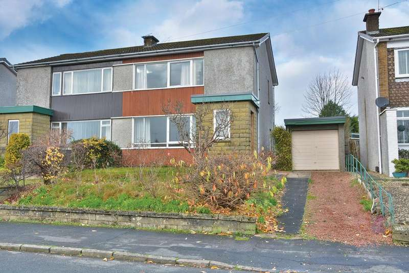 3 Bedrooms Semi Detached House for sale in 46 Ranfurly Road, Bridge of Weir, PA11 3EP