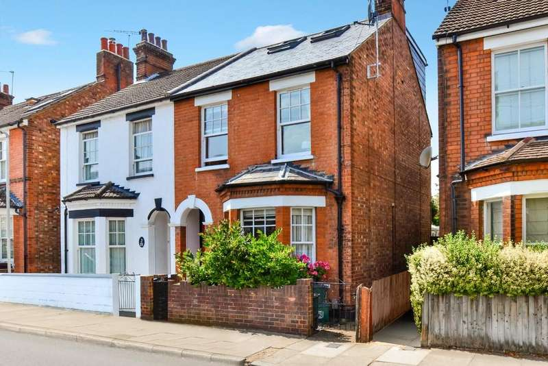 5 Bedrooms Semi Detached House for sale in Harlesden Road, St. Albans
