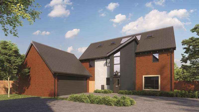 5 Bedrooms Detached House for sale in Grange Cottage Close, Cawston, Rugby