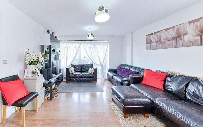2 Bedrooms Flat for sale in Thornberry Court